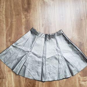 Dresses & Skirts - SKIRT FOR GIRL SUBDUED BRAND SIZE S METAL COLOR